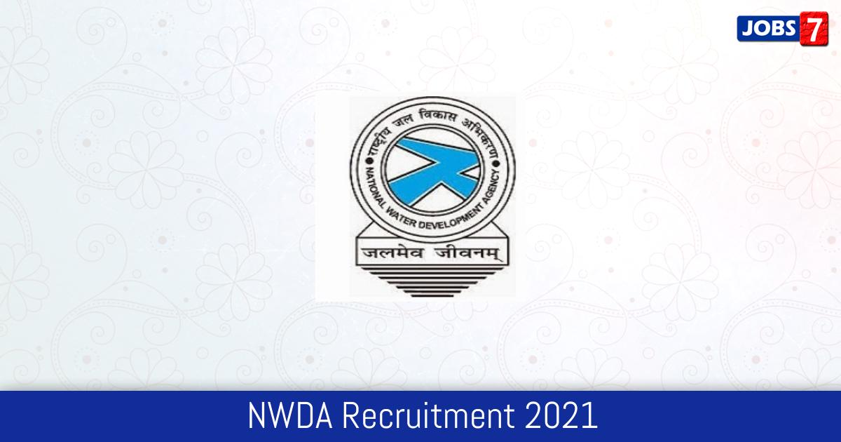 NWDA Recruitment 2021: 62 Jobs in NWDA | Apply @ www.nwda.gov.in