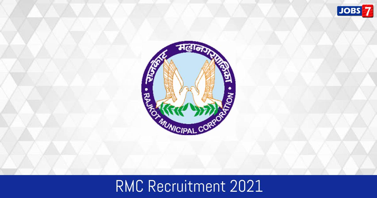 RMC Recruitment 2021: 652 Jobs in RMC | Apply @ www.rmc.gov.in