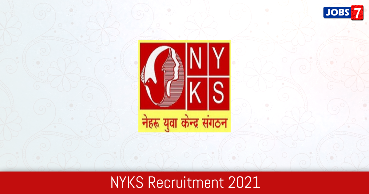 NYKS Recruitment 2021:  Jobs in NYKS | Apply @ nyks.nic.in