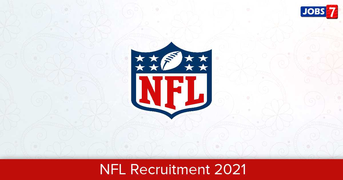 NFL Recruitment 2021:  Jobs in NFL | Apply @ www.nationalfertilizers.com
