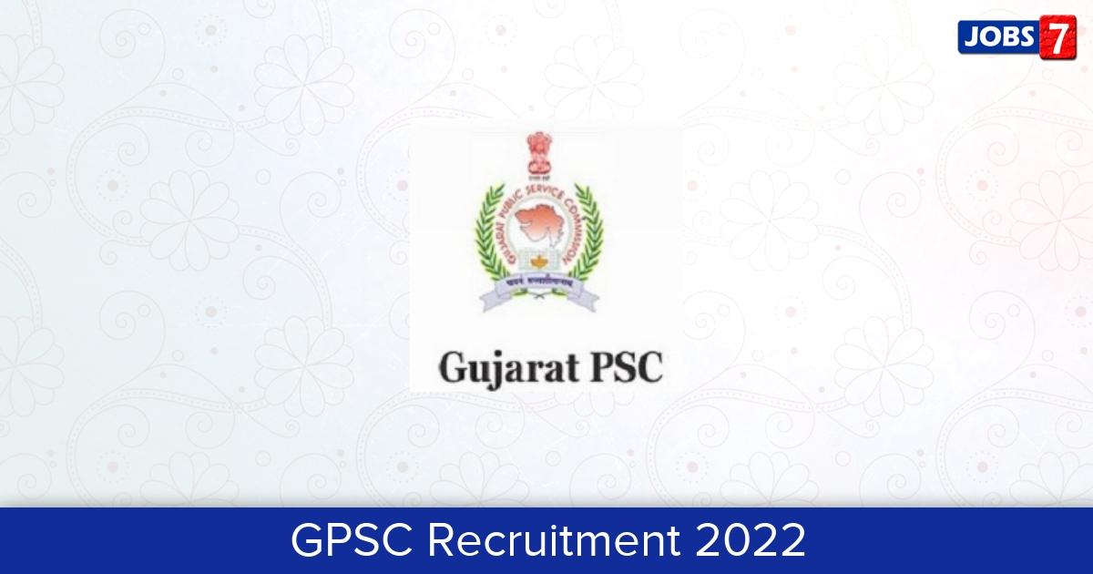 GPSC Recruitment 2021:  Jobs in GPSC   Apply @ gpsc.goa.gov.in