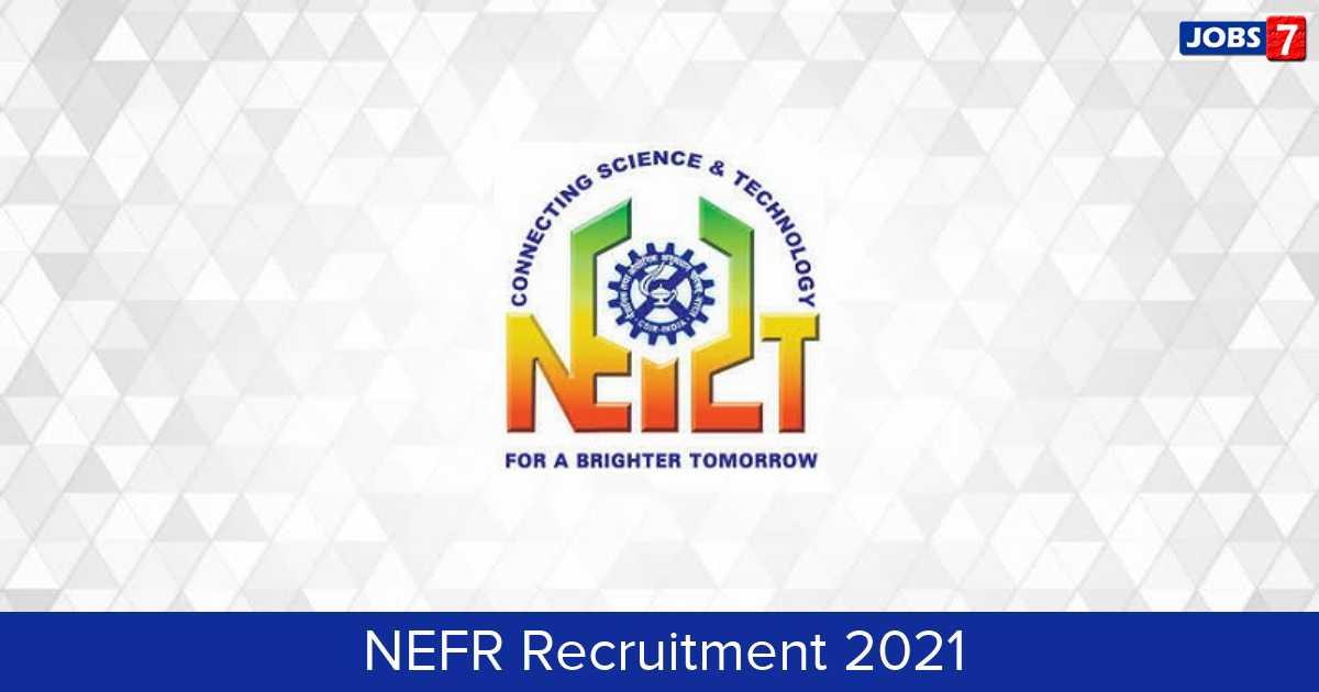 NEFR Recruitment 2021:  Jobs in NEFR   Apply @ nfr.indianrailways.gov.in