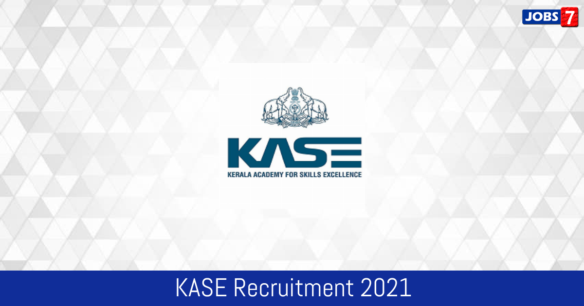 KASE Recruitment 2021:  Jobs in KASE | Apply @ www.kase.in