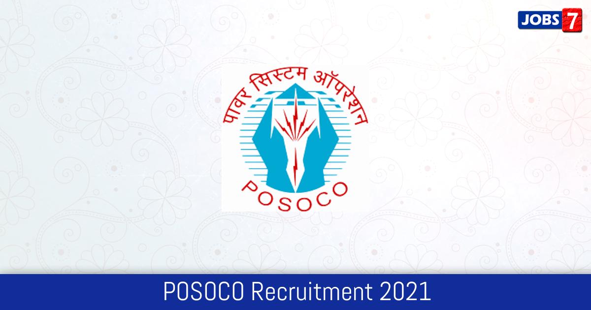 POSOCO Recruitment 2021:  Jobs in POSOCO | Apply @ posoco.in