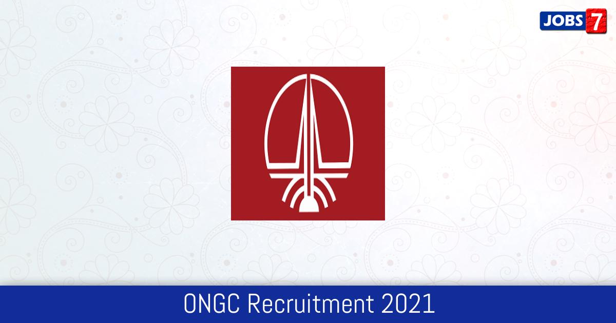 ONGC Recruitment 2021: 8 Jobs in ONGC | Apply @ ongcindia.com