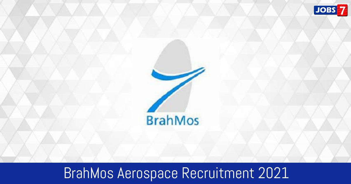 BrahMos Aerospace Recruitment 2021:  Jobs in BrahMos Aerospace | Apply @ www.brahmos.com