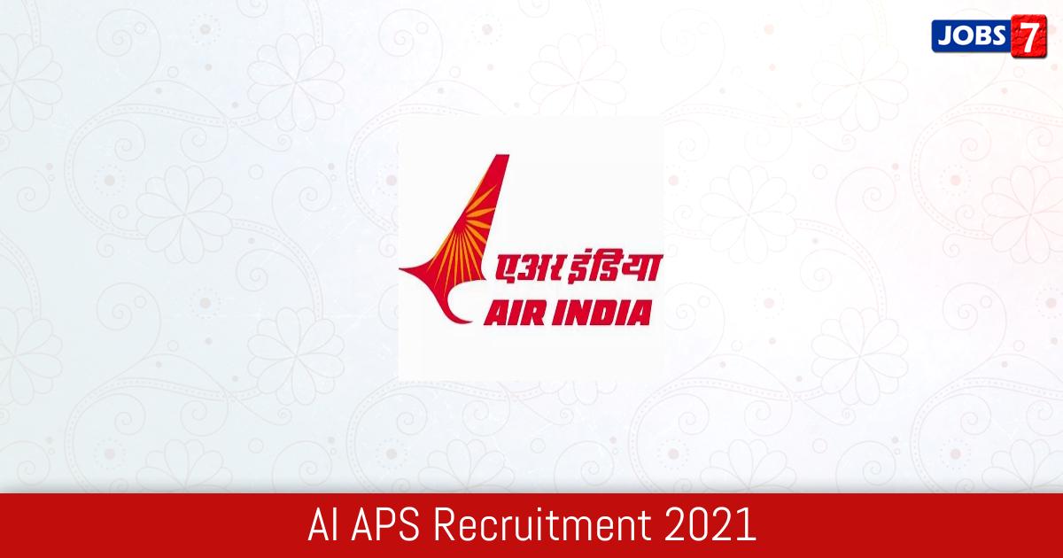 AI APS Recruitment 2021:  Jobs in AI APS | Apply @ www.aiatsl.com