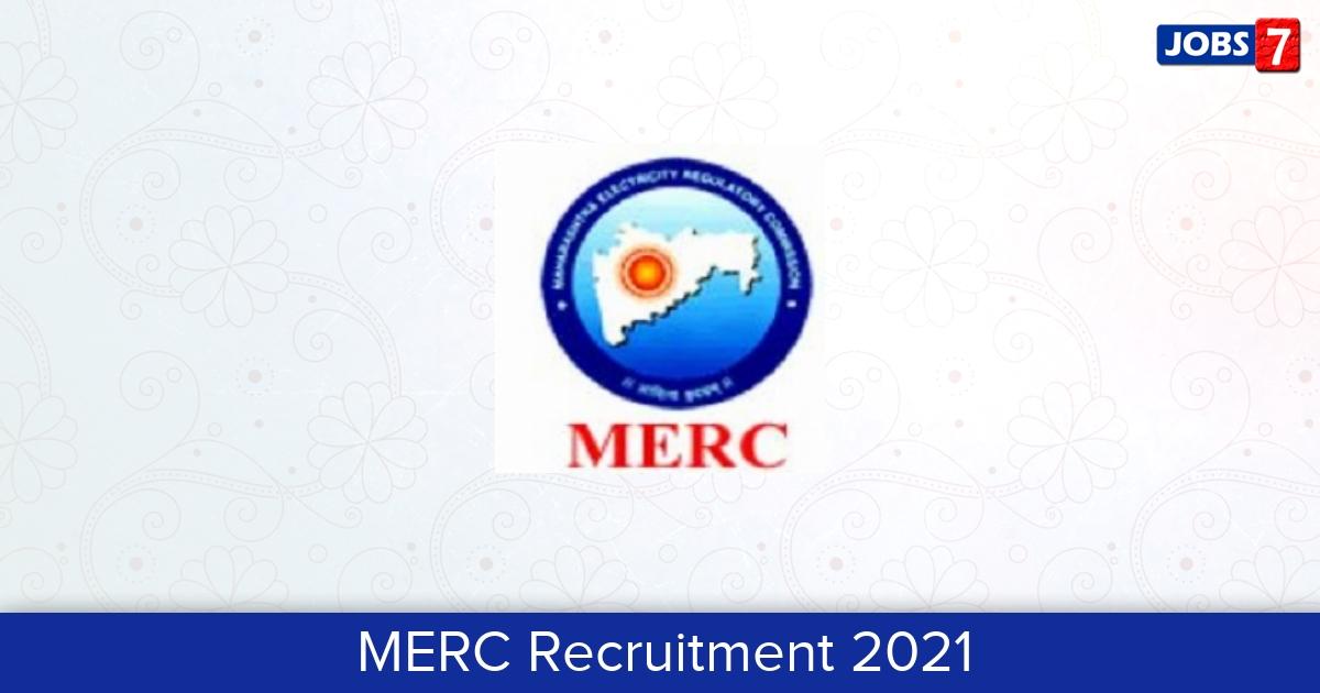 MERC Recruitment 2021:  Jobs in MERC | Apply @ www.mercindia.org.in