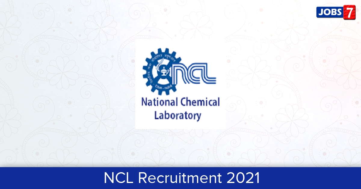 NCL Recruitment 2021: 152 Jobs in NCL   Apply @ www.ncl-india.org