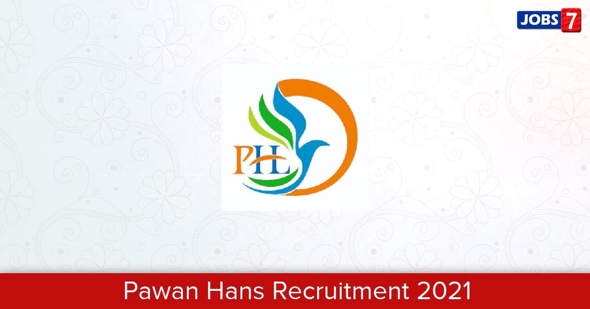 Pawan Hans Recruitment 2021: 28 Jobs in Pawan Hans | Apply @ www.pawanhans.co.in