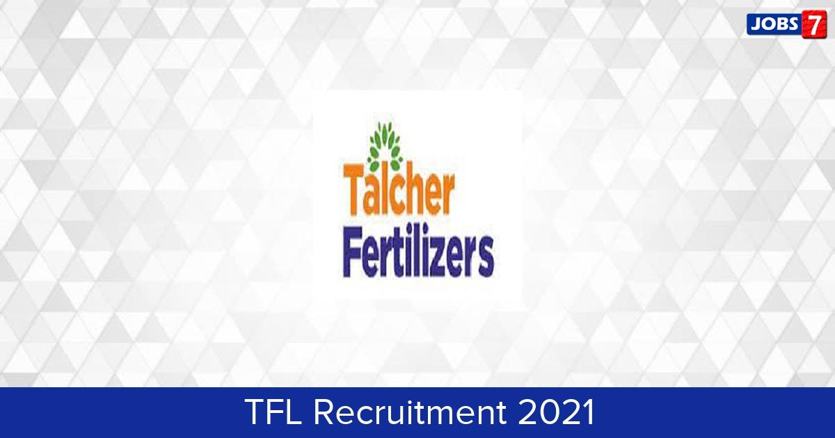 TFL Recruitment 2021:  Jobs in TFL   Apply @ tflonline.co.in